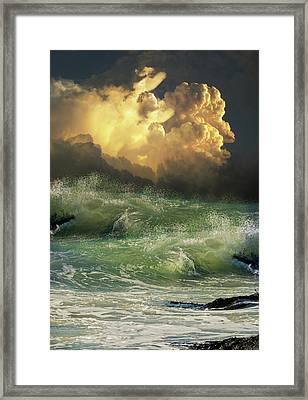 Framed Print featuring the photograph 4449 by Peter Holme III