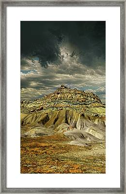 Framed Print featuring the photograph 4453 by Peter Holme III