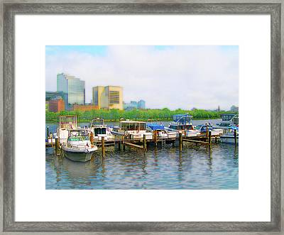 Framed Print featuring the photograph 4455 by Peter Holme III