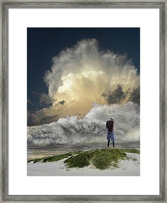 Framed Print featuring the photograph 4457 by Peter Holme III