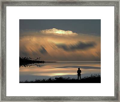 Framed Print featuring the photograph 4459 by Peter Holme III