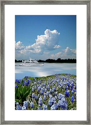 Framed Print featuring the photograph 4464 by Peter Holme III