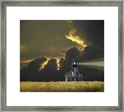 Framed Print featuring the photograph 4465 by Peter Holme III