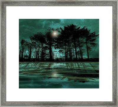 Framed Print featuring the photograph 4466 by Peter Holme III