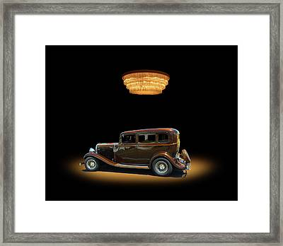 Framed Print featuring the photograph 4467 by Peter Holme III