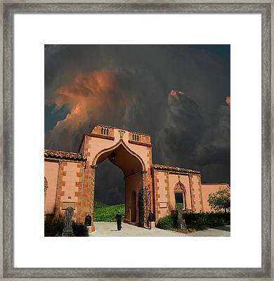 Framed Print featuring the photograph 4470 by Peter Holme III