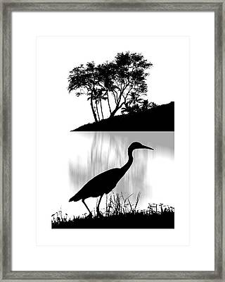 Framed Print featuring the photograph 4474 by Peter Holme III