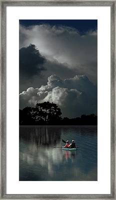 Framed Print featuring the photograph 4477 by Peter Holme III