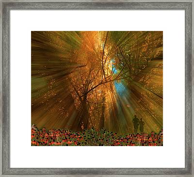 Framed Print featuring the photograph 4478 by Peter Holme III