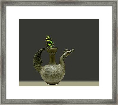 Framed Print featuring the photograph 4482 by Peter Holme III