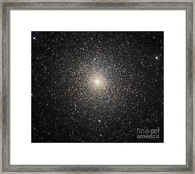47 Tucanae Ngc104, Globular Cluster Framed Print by Robert Gendler