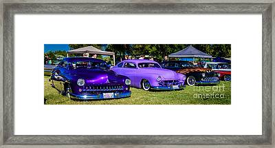 49-50-51 Framed Print by Customikes Fun Photography and Film Aka K Mikael Wallin