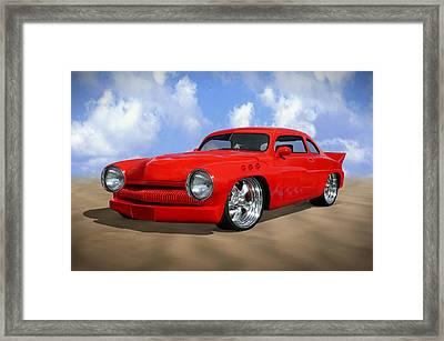 49 Mercury Framed Print by Mike McGlothlen