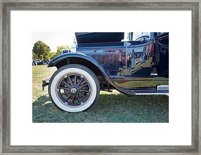 1924 Buick Duchess Antique Vintage Photograph Fine Art Prints 115 Framed Print by M K  Miller