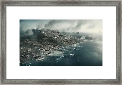 2012 2009 Framed Print by Caio Caldas