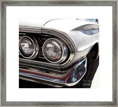 Biscayne Framed Print