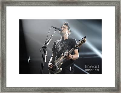 Blink 182 Framed Print