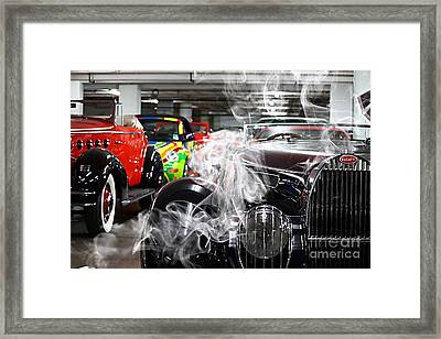 Bugatti Collection Framed Print by Marvin Blaine