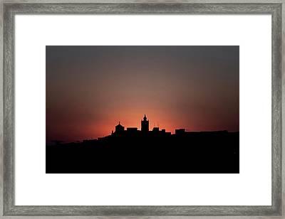 Cittadella - Gozo Framed Print by Joana Kruse
