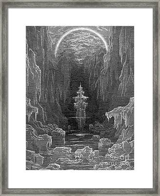Coleridge: Ancient Mariner Framed Print by Granger