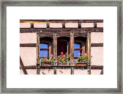 Colmar - France Framed Print