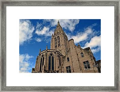 East Liberty Presbyterian Church Framed Print by Ben Schumin