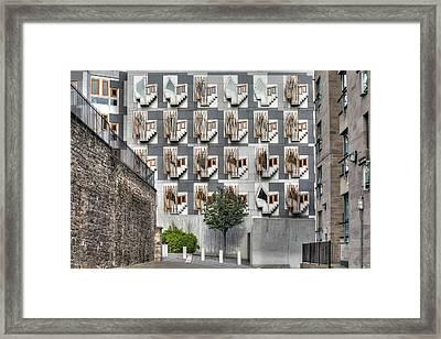 Edinburgh - Scotland Framed Print