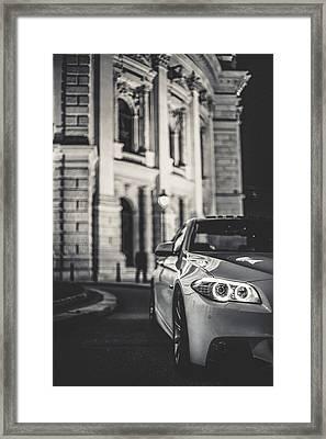 F10 Framed Print