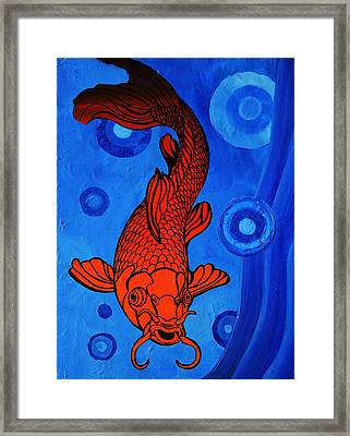 Fish 3 Framed Print by Stephen Humphries
