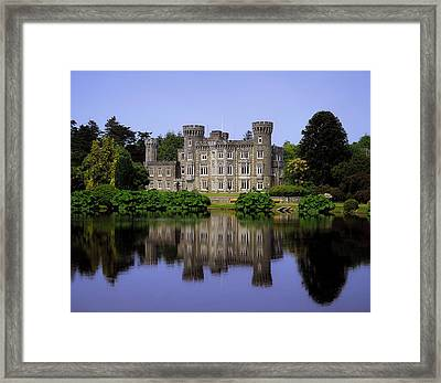 Johnstown Castle, Co Wexford, Ireland Framed Print by The Irish Image Collection