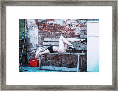 Framed Print featuring the photograph Kelevra by Traven Milovich