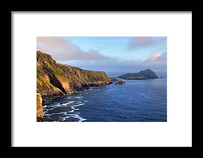 Portmagee Framed Prints