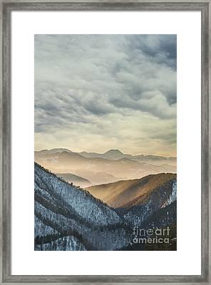 Landscape Framed Print by Jelena Jovanovic