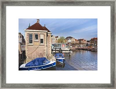 Leiden Framed Print by Andre Goncalves