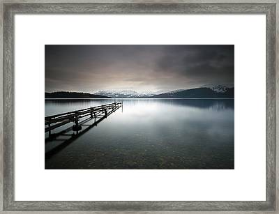 Loch Lomond Framed Print
