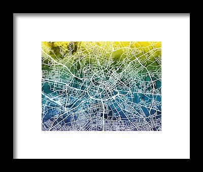 Greater Manchester Framed Prints
