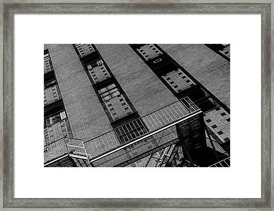 Framed Print featuring the photograph 5 Park Street by Bob Orsillo