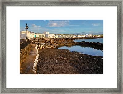 Punta Mujeres - Lanzarote Framed Print by Joana Kruse