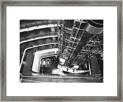 5 Star Hotel Framed Print by Susan Chandler