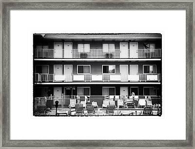 5 Stars At Seaside Framed Print by John Rizzuto