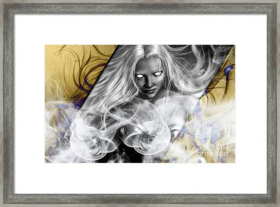 Storm Collection Framed Print by Marvin Blaine