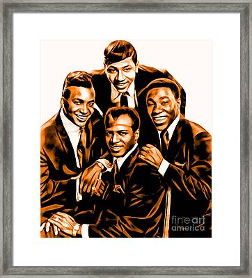 The Ojays Collection Framed Print