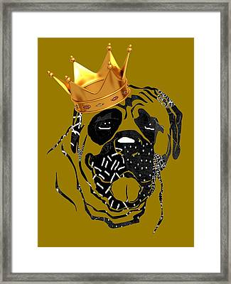 Top Dog Collection Framed Print by Marvin Blaine