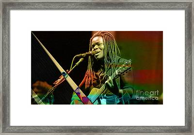 Tracy Chapman Collection Framed Print