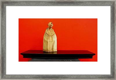 Untitle Framed Print by Victor Amor