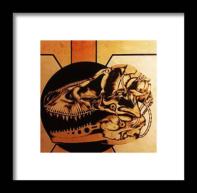Wood Burning Pyrography Art | Fine Art America