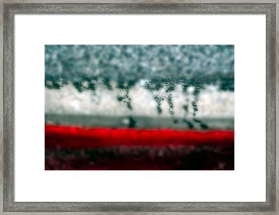 Abstract 89 Framed Print