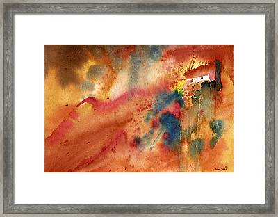 Untitled Framed Print by Sean Seal