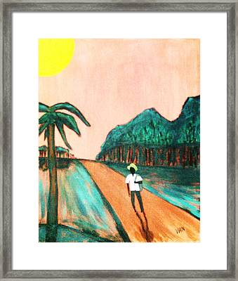 Untitled Framed Print by Van Winslow