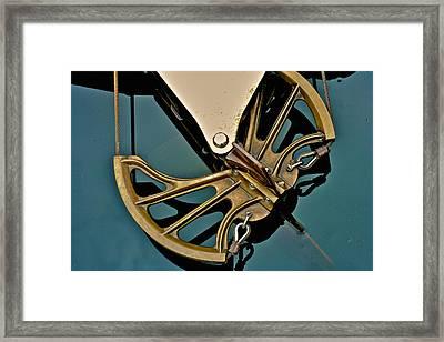Vintage Ditchburn Racer Framed Print